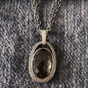 Andrea Candela NEW Smokey Quartz Necklace